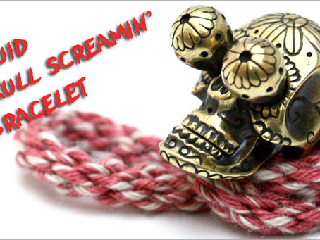 『SKULL SCREAMIN BRACELET』