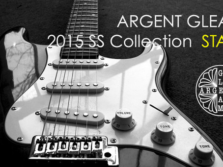『Argent Gleam 2015 SS Collection』