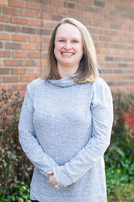 Sarah Livingston - Children's Coordinator
