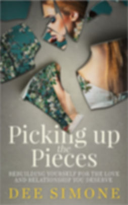 Book Cover Image of Picking Up The Pieces: Rebuilding Yourself for the Love and Relationship You Deserve
