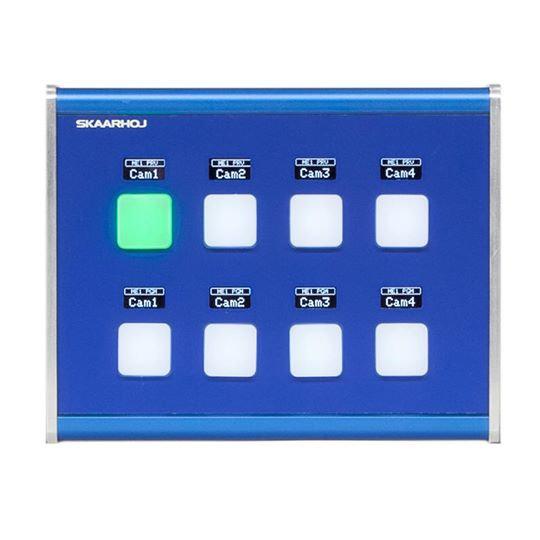 MC5 模組式迷你控制盤 (MC3擴充模組)