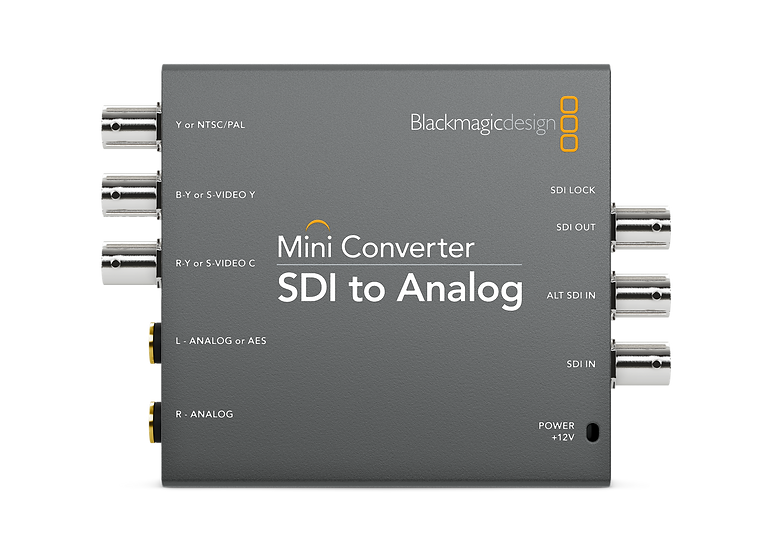 Mini Converter SDI to Analog 迷你轉換器