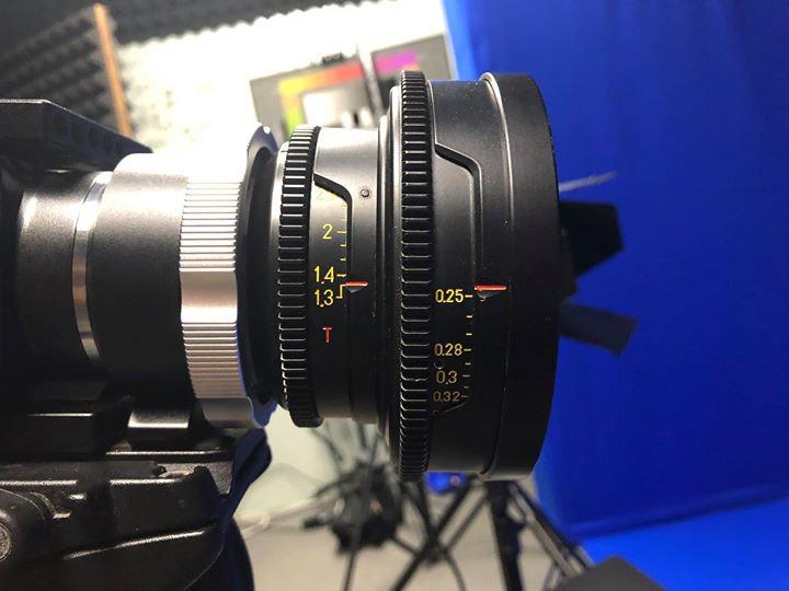 【展示機福利價】ELITE S16 MK-IV 6.6mm T1.3 大光圈超廣角電影鏡頭