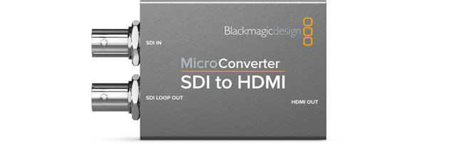 Blackmagic Micro Converter SDI to HDMI