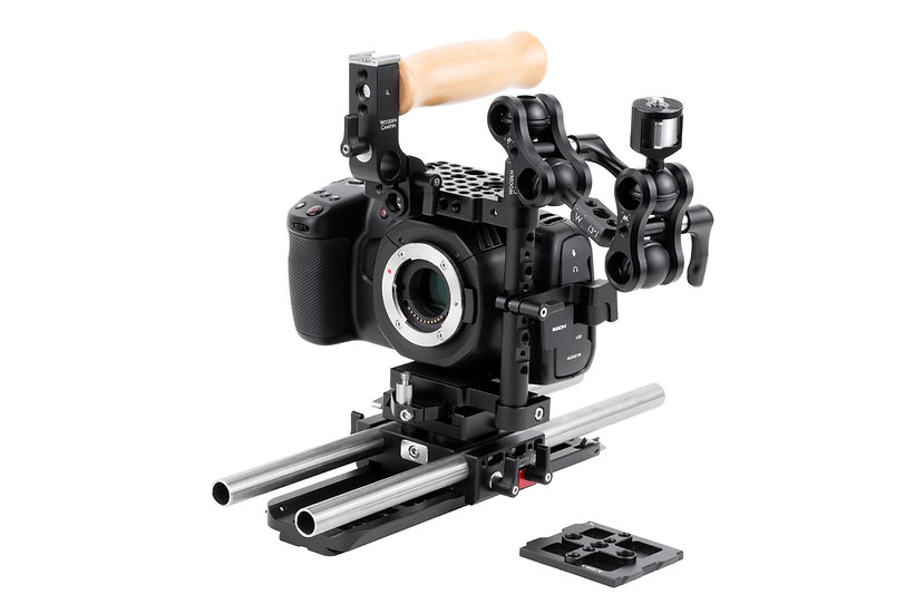 BMPCC 4K / 6K Unified Accessory Kit (Advanced)