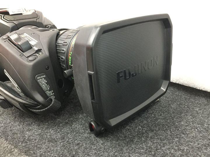 【展示機福利價】FUJINON ZA17x7.6BERD-S58H 全伺服版 ENG鏡頭
