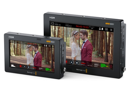 Blackmagic Video Assist 3.3版新增Webcam功能,支援網路直播