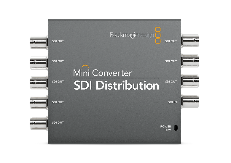 Mini Converter SDI Distribution 迷你轉器
