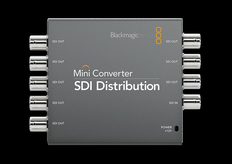 Mini Converter SDI Distribution 迷你轉器