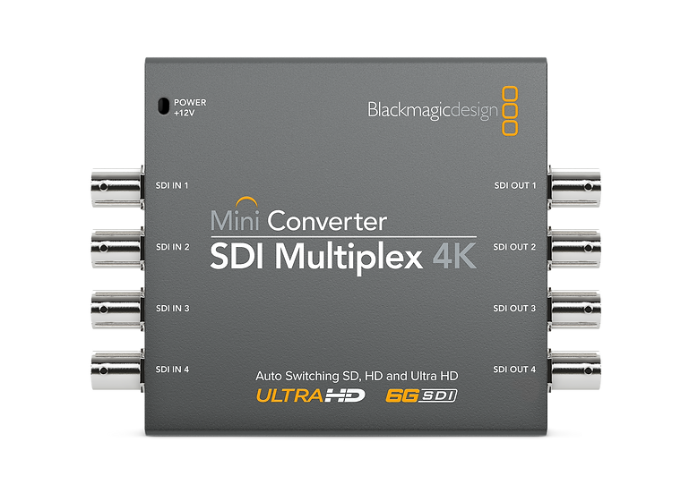 Mini Converter SDI Multiplex 4K 迷你轉換器
