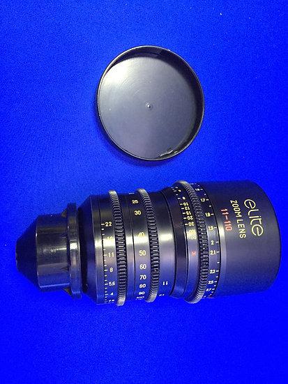 【展示機福利價】Elite 11-110mm ZOOM S16 T2.3 公制 PL 電影變焦鏡頭