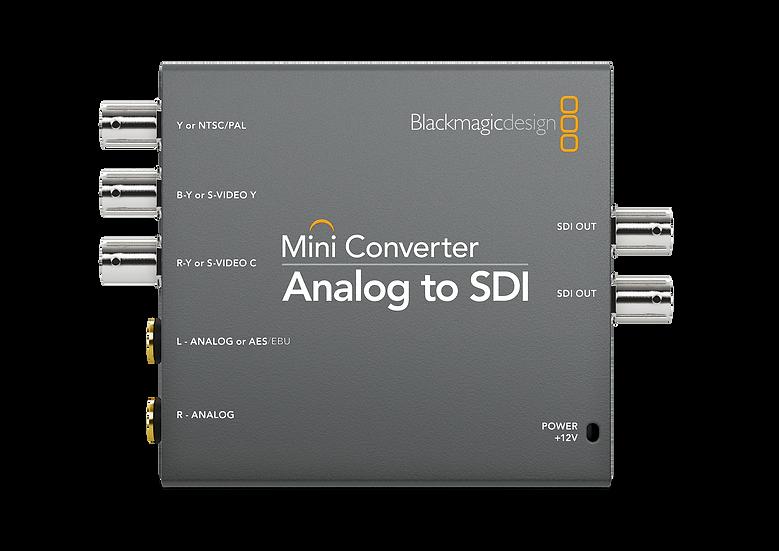 Mini Converter Analog to SDI 迷你轉換器
