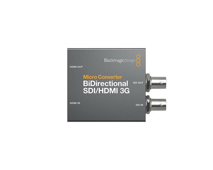 Blackmagic Micro Converter BiDirectional SDI/HDMI3G