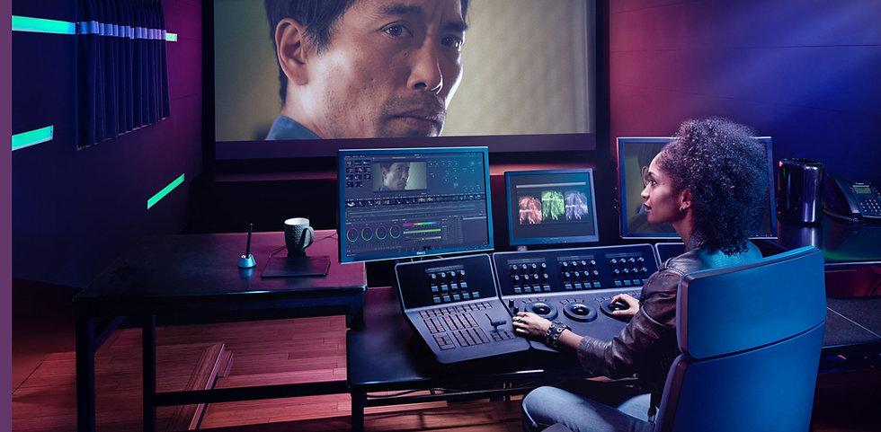 【快閃限量】DaVinci Resolve Studio 調光軟體 送 Speed Editor 快速剪接盤
