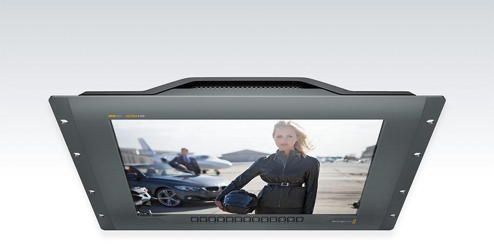 Blackmagic SmartView 4K 12G-SDI廣播級監視器