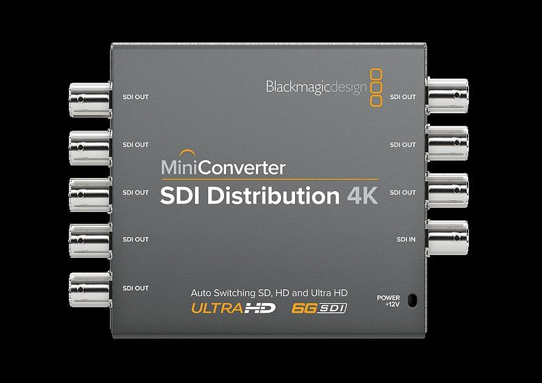 Mini Converter SDI Distribution 4K 迷你轉換器