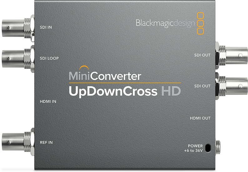 Mini Converter UpDownCross HD 迷你轉器