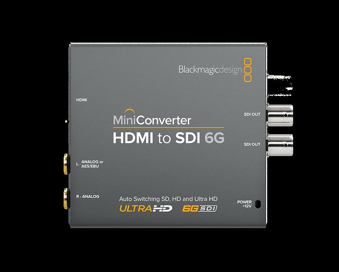 Mini Converter HDMI to SDI 6G 迷你轉換器