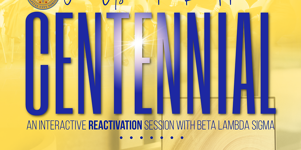 06.27.21 Reactivation Session (Sorors Only)