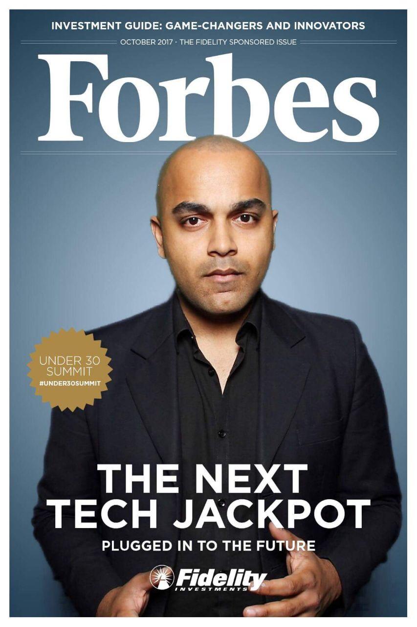 Forbes Under 30 Summit 2017
