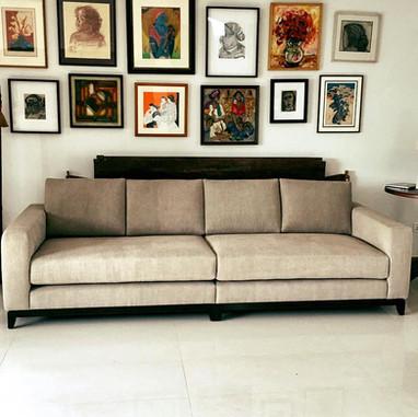 Customised Sofa