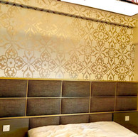 Customised headboard