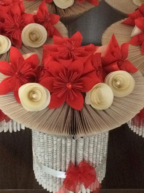 Flower Vase Bookfold