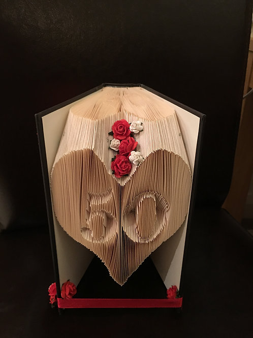 50th Anniversary Bookfold