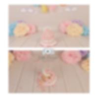 Giant Cupcake Cake Smash