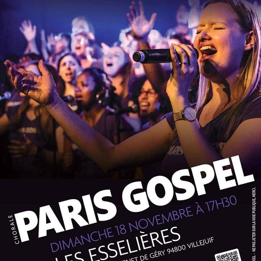 "Concert Chorale ""Paris Gospel"""