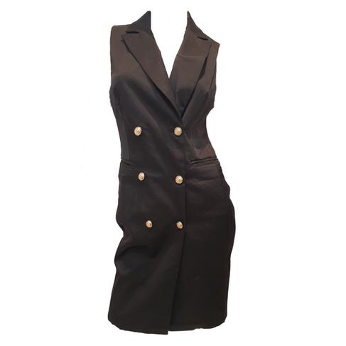 Robe Blazer Noire