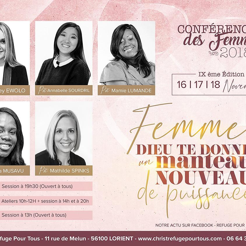 Conférence des Femmes