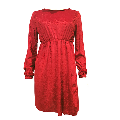 Robe/Tunique en Velours