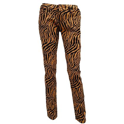 Pantalon Jean Zebra Moutarde