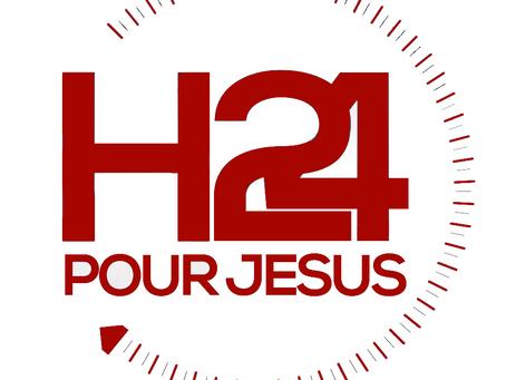H24 Pour Jésus