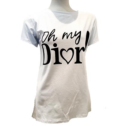 "Tee Shirt ""Declaration to Dior"""