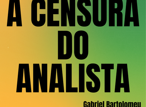 A censura do analista