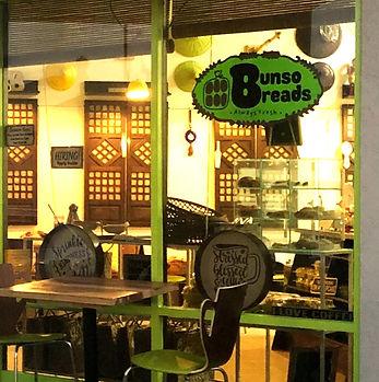 A photo of the Bunso Bread's Cafe in Pleasanton, California