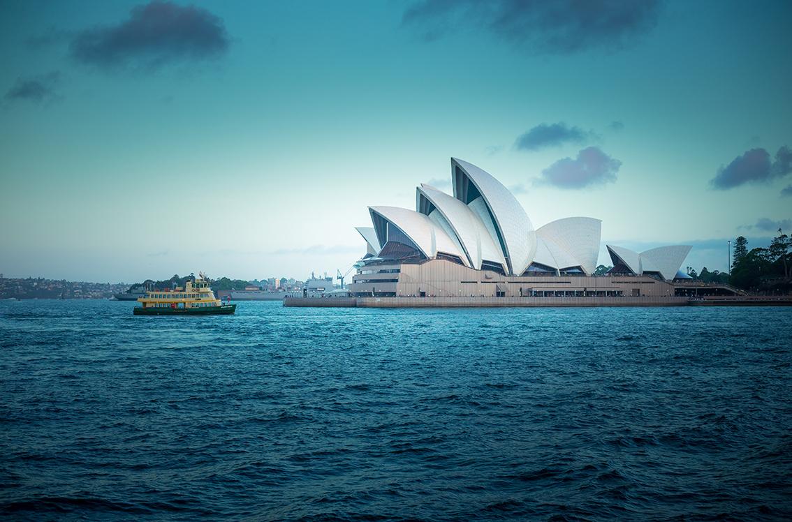 ✈ ESTUDAR + TRABALHAR | AUSTRÁLIA