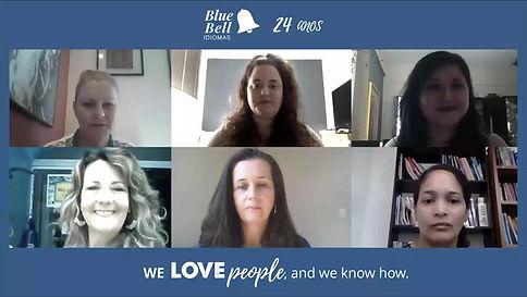 Conheça a Blue bell idiomas. Estamos completando 24 anos!