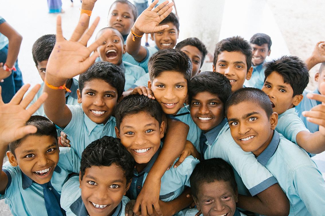 ✈ VOLUNTURISMO | ÍNDIA