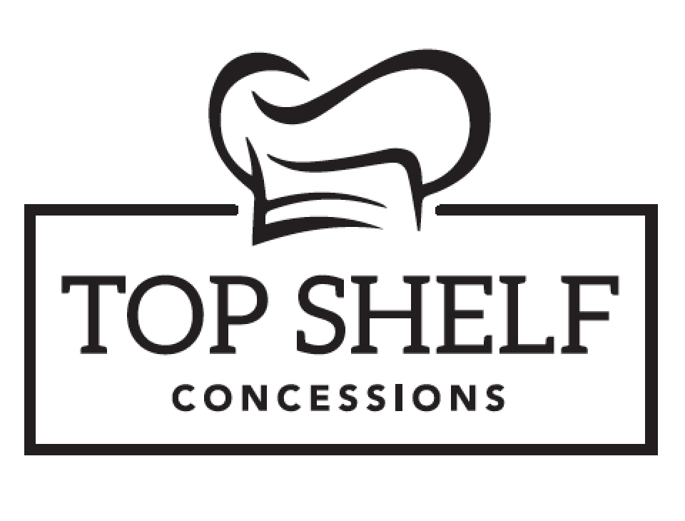 Top Shelf Concessions Logo