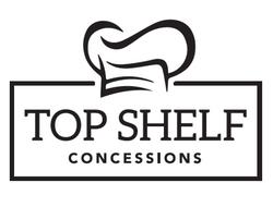 Top Shelf Concessions Logo