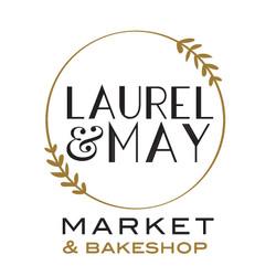 Laurel & May Market Logo