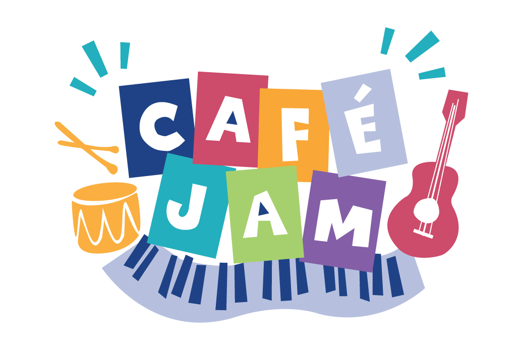 Cafe Jam Logo