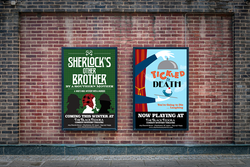 Comedy Mystery Show Posters