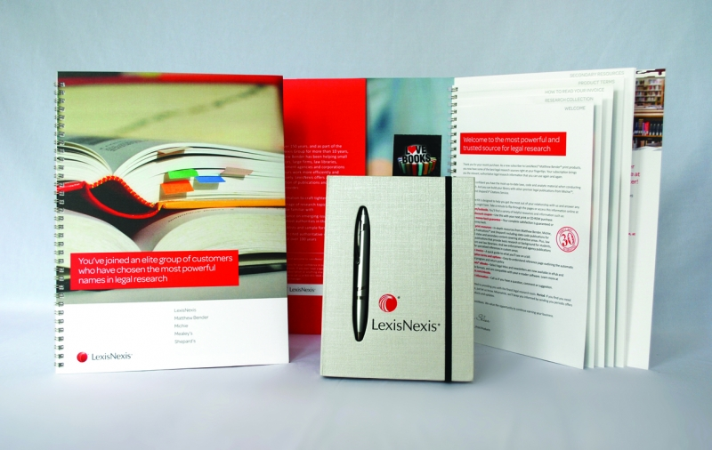 LexisNexis Welcome Kit