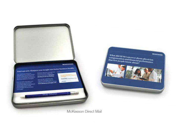 McKesson Direct Mailer