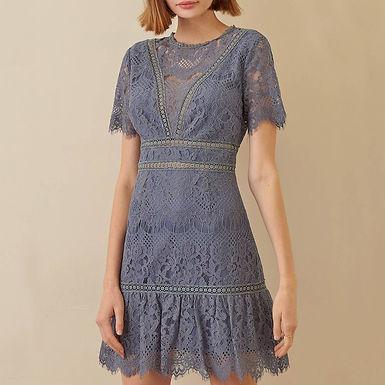 STORIA Henley Lace Dress