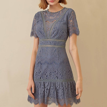 STORIA Henley Lace Dress